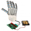 Robotická Ruka (Stříbrná)